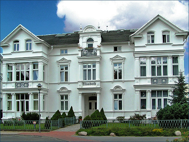 Fewo Villa Elisabeth Heringsdorf